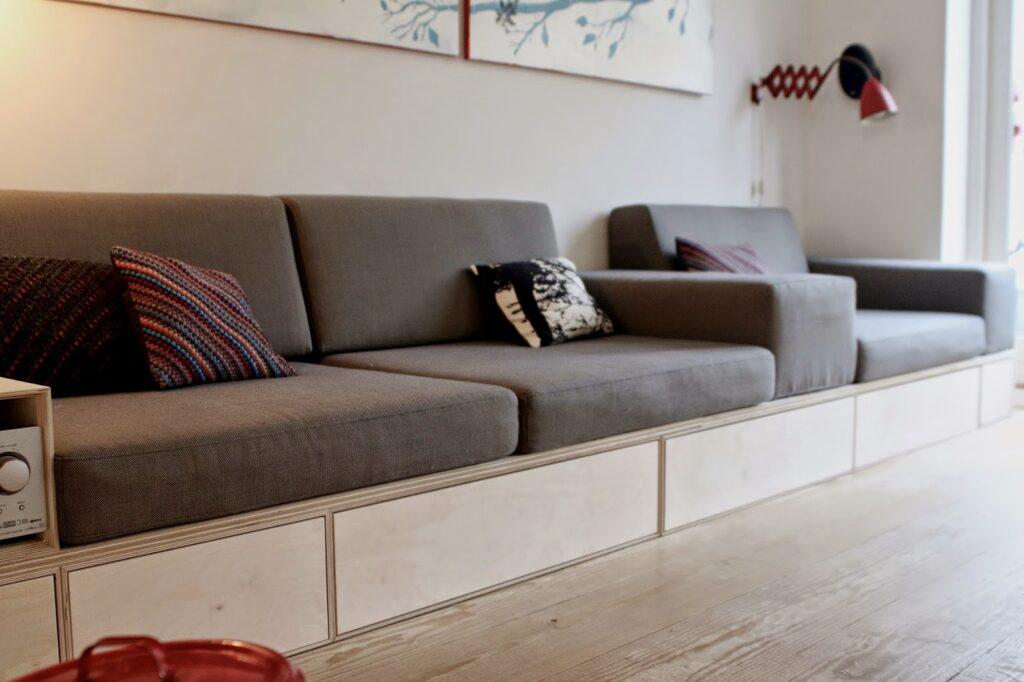 www.skumhuset.dk Wegner ge 240 Wegner ge 290 diy koldskum sofa ryghynder Kvadrat betræk pallesofa pallehynde stof halllingdal uld skumgummi madras