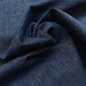Mørkeblå børstet