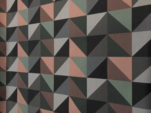 Tekstildug med mønster fra Skumhuset.