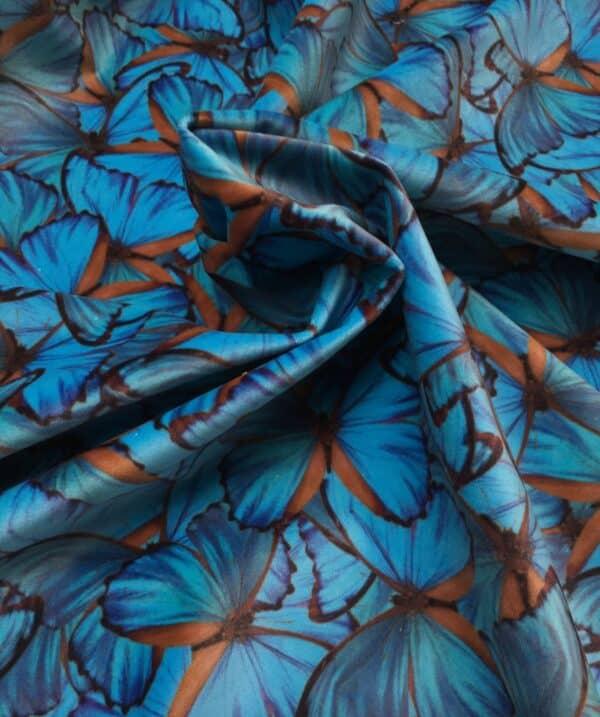 Velour med mønster fra Skumhuset