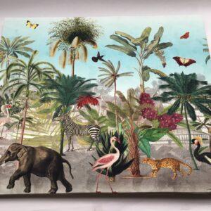 tumlemadras med safaridyr