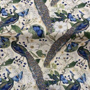 møbelstof mønstret