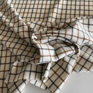 klassisk ternet uld