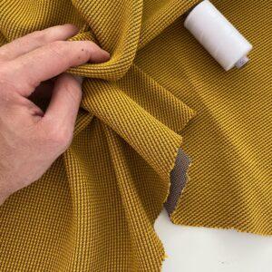 Shade fv 432 - spændende strikket møbelstof