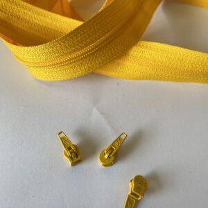glider til lyndlås gul
